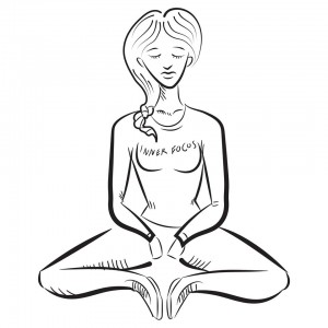 meditate and be mindful